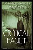 Critical Fault (The Zambezi Chronicles Book 2)