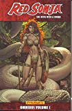 img - for Red Sonja Omnibus Volume 1 (Red Sonja Omnibus Tp) book / textbook / text book