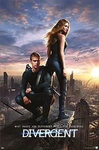 Divergent One Sheet Maxi Poster