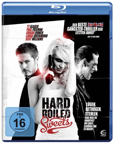 Hard Boiled Sweets [Blu-ray]