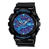 Casio Mens G SHOCK Analog-Digital Sport Quartz Watch (Imported) GA-110HC-1A
