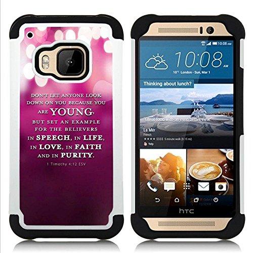 Momo Phone Case / Hybrid Protective Case Cover