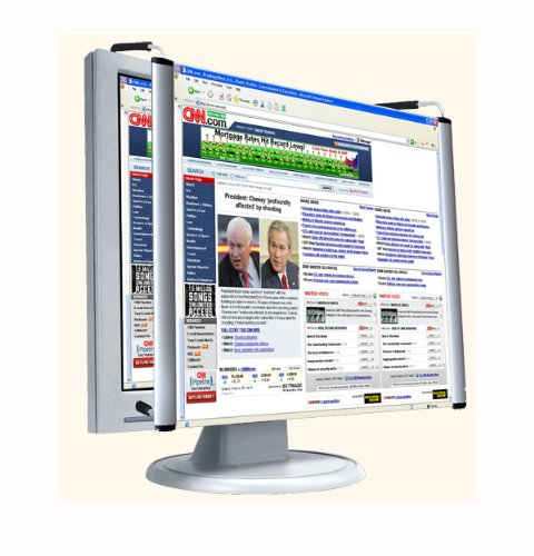 Computer Screen Magnifier - For 17