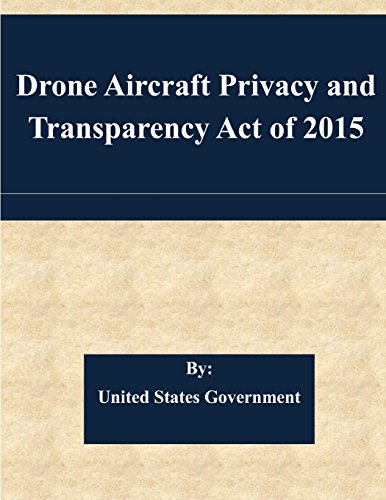 Drone Aircraft Privacy and Transparency Act of 2015