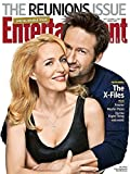 Entertainment Weekly Magazine October 25/November 1 2013 The Reunion Issue The X-Files, Frasier, Mystic Pizza, The School of Rock, The Waltons, Boy Meets World and More