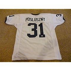 Paul Posluszny Autographed Jersey - JSA Certified - Autographed College Jerseys