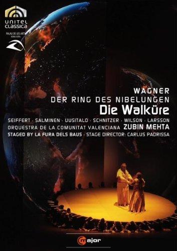 La Valquiria (Fura Dels Baus - Mehta) - Wagner - DVD