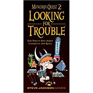 Steve Jackson Games Munchkin Quest 2: Looking for Trouble