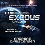The Complete Exodus Trilogy: Books 1-3 | Andreas Christensen