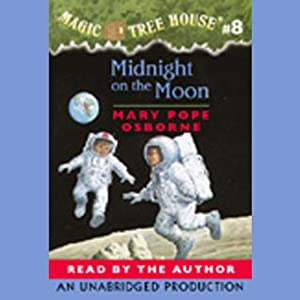 Magic Tree House, Book 8: Midnight on the Moon | [Mary Pope Osborne]