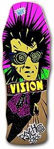 Buy Vision Original Old School Reissue Original Psycho Stick Skateboard Deck by Vision
