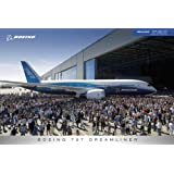 787 Dreamliner Rollout Poster