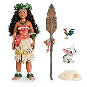 Disney Store Moana Limited Edition Doll - 16''