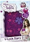V-lock Violetta Personal Secret Diary…