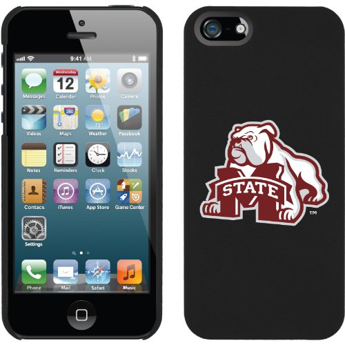 Best Price Mississippi State - standing mascot design on iPhone 5 Thinshield Snap-On Case by Coveroo