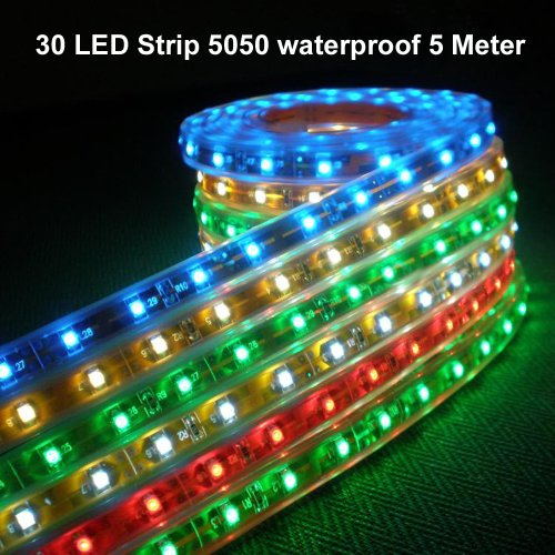LED KOMPLETT SET- LED STRIP MIT