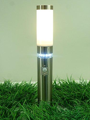 Edelstahl-LED-Auenleuchte-Sockelleuchte-Stella-mit-Bewegungsmelder-Auenlampe-Wegeleuchte