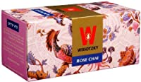 Wissotzky Tea Rose Chai / Box Of 25 Bags [Misc.]