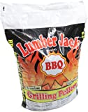 Lumber Jack 100-Percent Hickory Wood BBQ Grilling Pellets, 40-Pound Bag (Discontinued by Manufacturer)