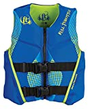 Full Throttle Youth Hinged Rapid-Dry Flex-Back Life Jacket