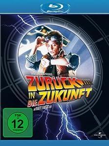 Zurück in die Zukunft 1 [Alemania] [Blu-ray]