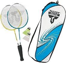 Talbot Torro 449510 - Juego de raqueta, multicolor, tamaño M