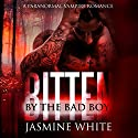 Bitten by the Bad Boy: A Bad Boy Vampire Romance Audiobook by Jasmine White Narrated by Johnny Mack