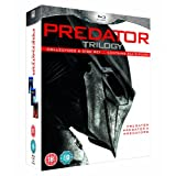 Predator Trilogy (Collectors 6 Disc Set) [Blu-ray] [1987] [Region A & B]by John McTiernan