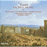 Vivaldi: Sacred Music 8 / King