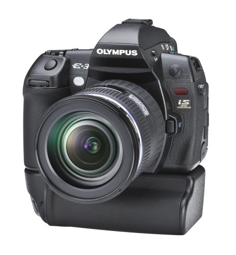 Olympus Evolt E-3 10.1MP Digital SLR Camera with Mechanical Image Stabilization (Body Only) Discount