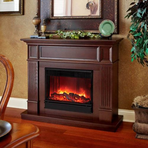 Real Flame 3150E Camden Standalone Electric Fireplace photo B008721BPQ.jpg