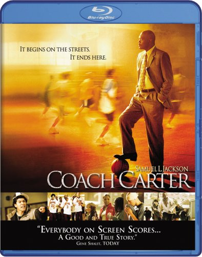 Cover art for  Coach Carter [Blu-ray]