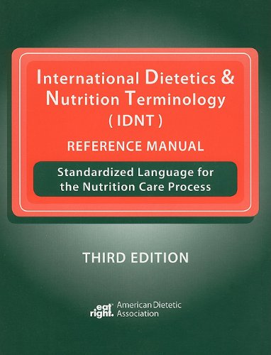 International Dietetics & Nutrition Terminology...