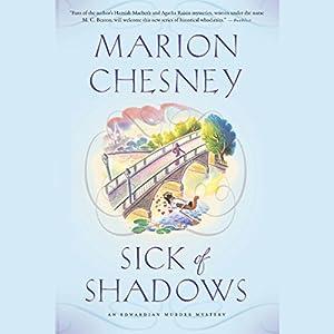 Sick of Shadows Audiobook
