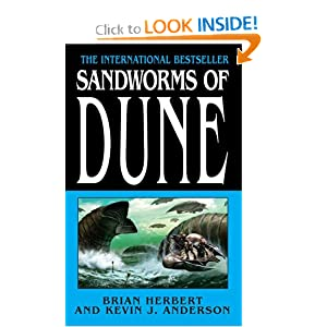 Sandworms of Dune by