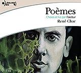 Poèmes : choisis et lus par l'auteur | Char, René (1907-1988)