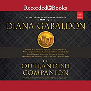 The Outlandish Companion (Revised and Updated) Audiobook