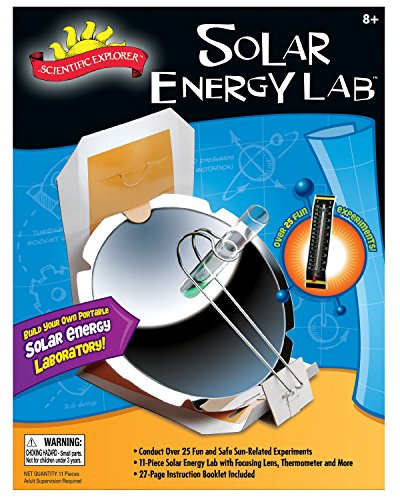 Poof-Slinky - Scientific Explorer Solar Energy Kit, 02010 front-507109