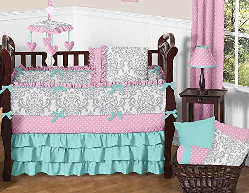 Sweet Jojo Designs Skylar Baby Bedding
