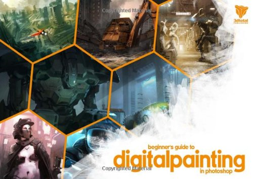 Beginner's Guide to Digital Painting in Photoshop - Malaysia Online Bookstore