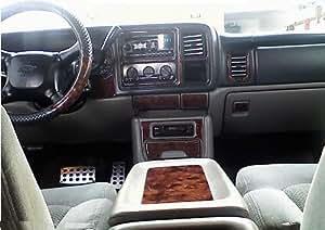 Chevrolet Chevy Suburban Interior Burl Wood