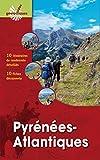 Pyrénées-atlantiques : 10 itinéraires de randonnée détaillés, 10 fiches découverte