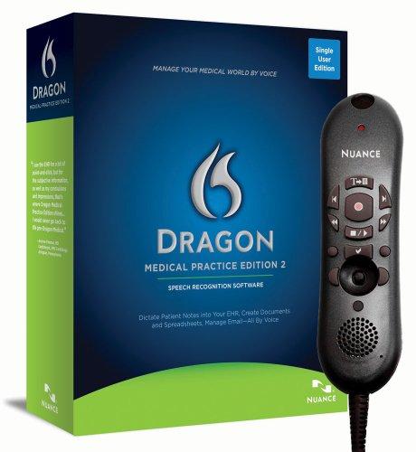 Dragon Medical Practice Edition 2 With Powermic Ii