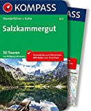 Salzkammergut: Wanderführer mit Extra Tourenkarte zum Mitnehmen.
