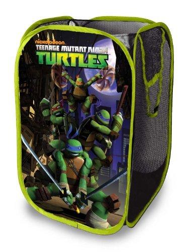 Nickelodeon Teenage Mutant Ninja Turtles Pop Up Hamper by Nickelodeon (Ninja Turtle Pop Up Hamper compare prices)