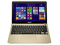 ASUS X205TA-DS01-BL-OFCE Portable 11.6-Inch Intel Quad-Core Laptop 2GB RAM 32GB Storage, Windows 8.1, Dark Blue