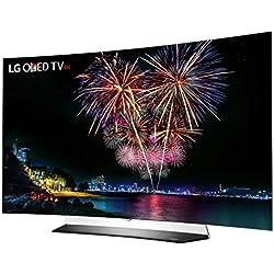 LG oled55C6V Curved OLED 4K HDR 3d TV 139cm HD Triple sintonizador