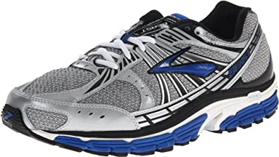 """Brooks Men's Beast '12  Running Shoe,Deep Royal/Silver/Black,8 D US"""