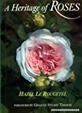 img - for Heritage of Roses book / textbook / text book