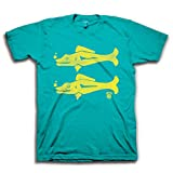 Legends of the Hidden Temple: Baracuda Tee - Mens